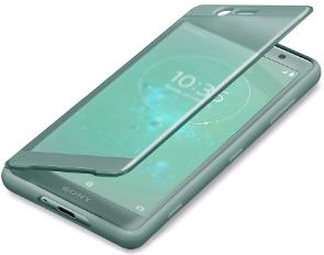 6263bdcb1ae SONY XPERIA XZ2 COMPACT STYLE COVER TOUCH GREEN | SONY | Ümbrised ...